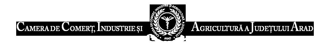 Camera de Comerț, Industrie și Agricultură Arad Logo